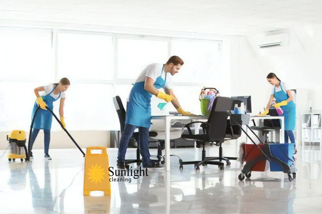 office cleaning nyc services