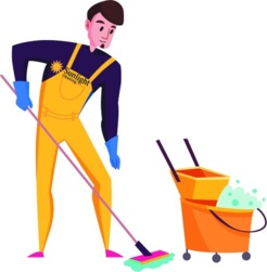 deep cleaning services brooklyn include Post Construction Cleaning