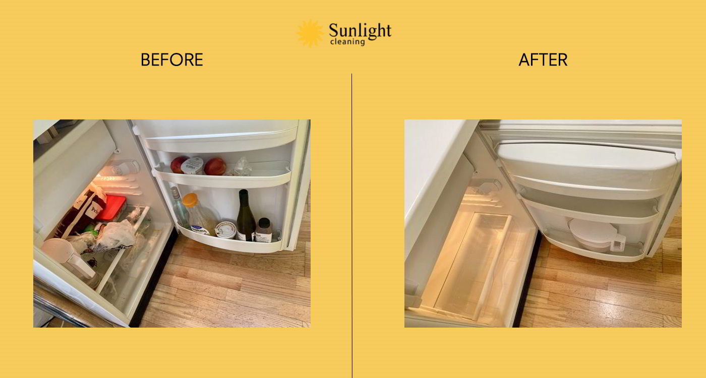 sunlight cleaning service before afterwork example series n4