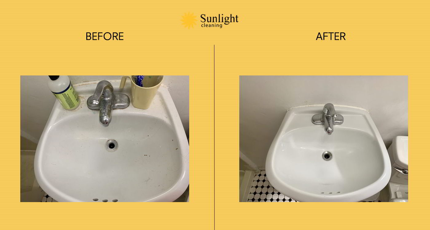 sunlight cleaning service before afterwork example series n2