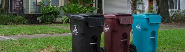 Pick up any trash or debris on the lawn or surrounding grounds