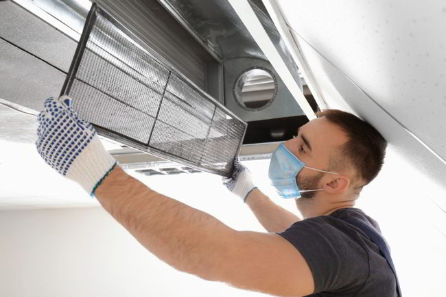dust grates and vents cleaning - post-construction cleaning checklist tip