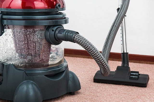 Vacuum all carpets - spring clean up tips from Sunlight Cleaning NYC