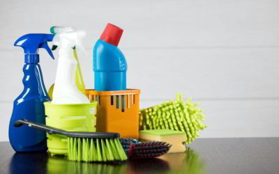 Why Eco-Friendly Cleaning Supplies Are Important in Spring Clean-up of your Apartment?
