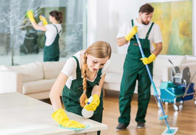 Disinfecting Cleaning Services in NYC by maids