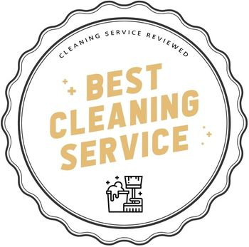 cleaning services reviewed badge