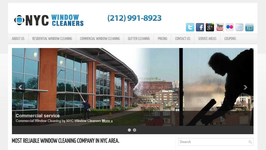 NYC windows cleaners