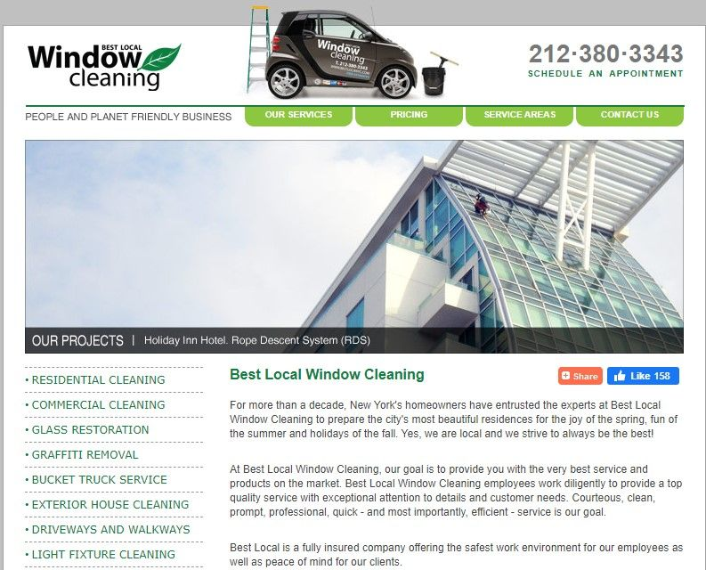 best local window cleaning