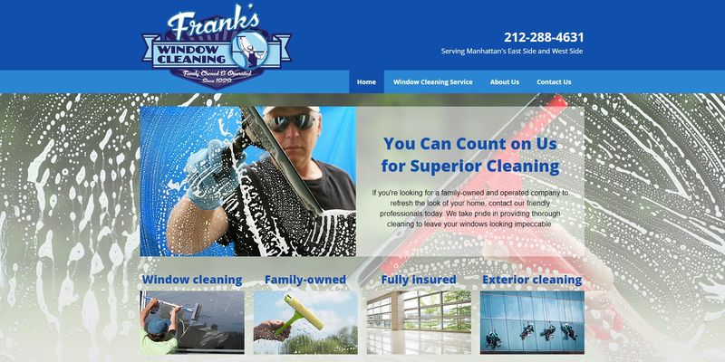 franks-window-cleaning windows washing nyc company
