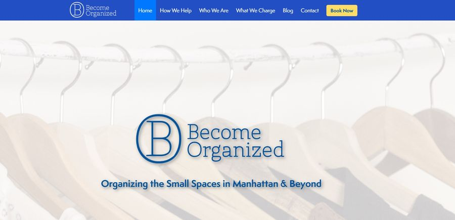 become organizers NYC - one of the top New York home organizers