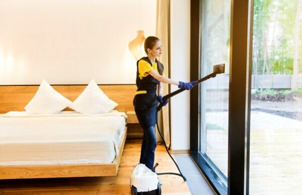 Steam Cleaning NYC of windows