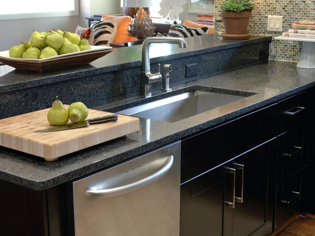 Clean All Sinks and Faucets - move out cleaning checklist