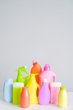 Do an inventory of detergents
